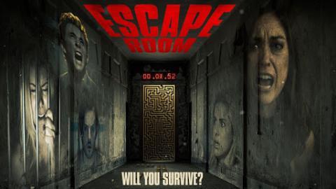 مشاهدة فيلم Escape Room 2017 مترجم بالعربي Dvd اون لاين